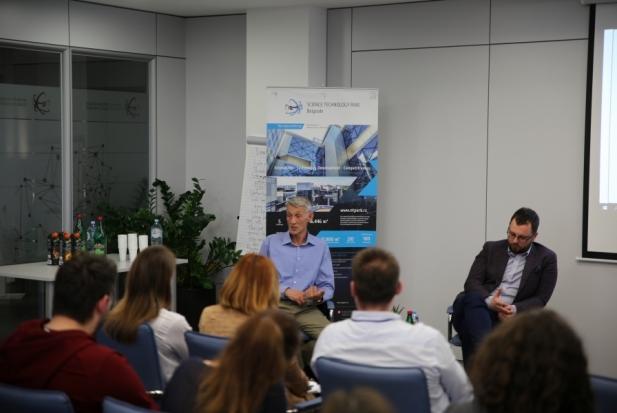 STP Innovation talks: GDPR