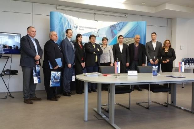 Svečano potpisana prva grupa ugovora za članstvo u NTPB