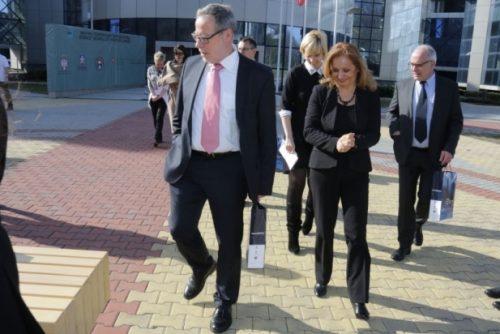 Gradonačelnik Berna posetio NTP Beograd