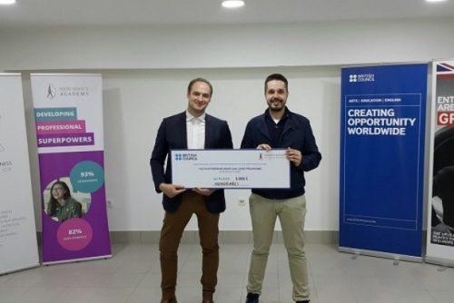 Honorarci.rs освојили прво место на стартaп такмичењу 1