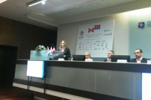 NTP Beograd na prvom kanadsko-srpskom poslovnom forumu 3