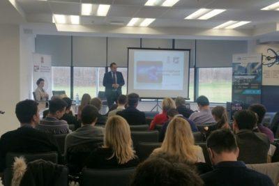 Одржано предавања о изворима финансирања иновација