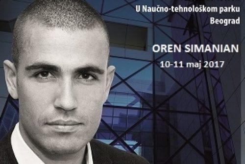 Oren Simanian u NTP Beograd