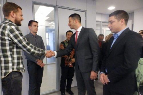 Poseta ministara omladine i sporta Indonezije i Srbija