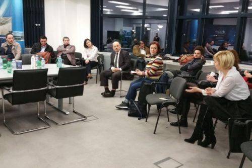 Посета Мреже пословних удружења црноморског региона