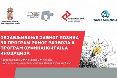 Predstavljanje programa finansijske podrške MSP