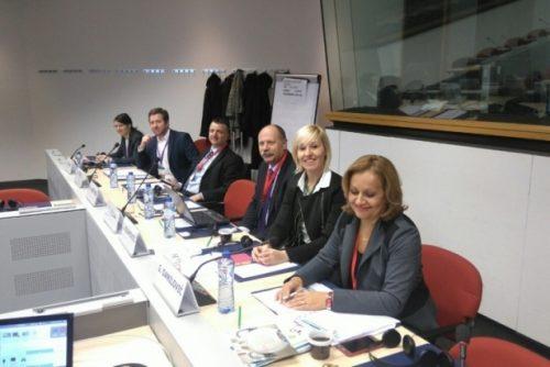 Представници НТП у Бриселу 2
