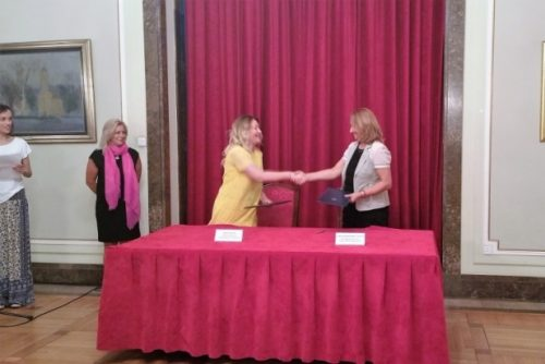 Sporazum između Grada Beograda i NTP Beograd
