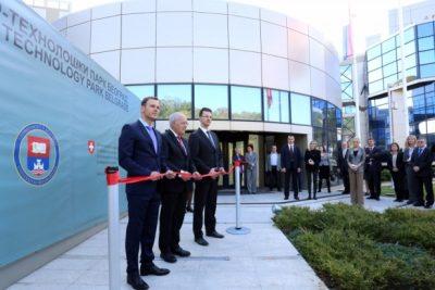 Svečano otvoren Naučno-tehnološki park Beograd 2