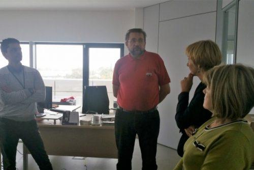 Switzerland- Global Enterprise у посети НТП Београд 1