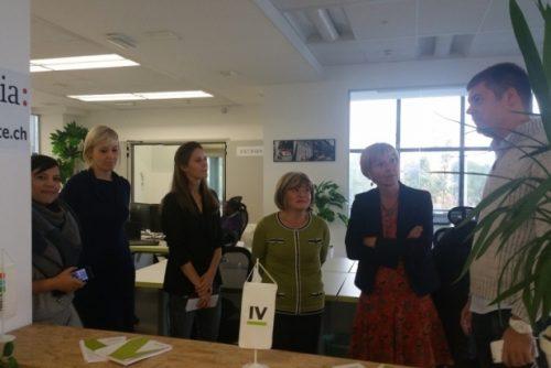 Switzerland- Global Enterprise у посети НТП Београд 3