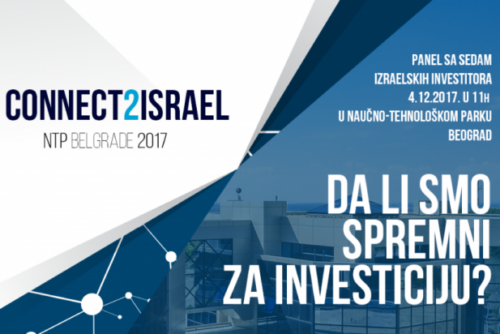 Connect2Israel NTP Beograd 2017 1