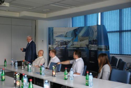 """Delegacija """"VOIR"""" u poseti NTP Beograd 1"""