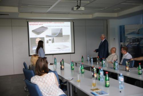 """Delegacija """"VOIR"""" u poseti NTP Beograd 3"""