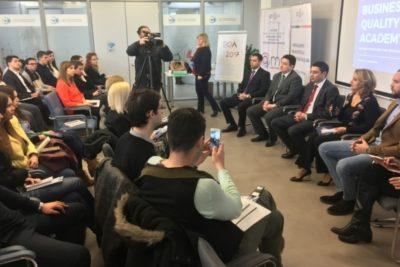 Održana Biznis akademija kvaliteta u NTP Beograd
