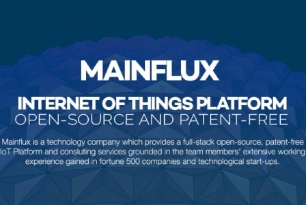 Presentation of the company Mainflux