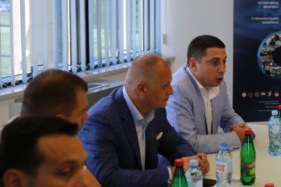 Predstavnici Grada Beograda u poseti NTP