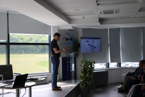 Prof. Nikolić sa Berklija održao predavanje u NTP Beograd 1