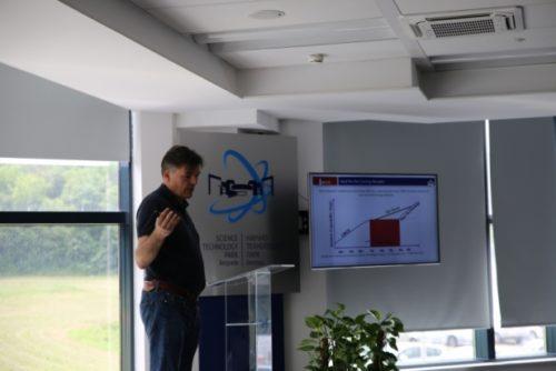 Prof. Nikolić sa Berklija održao predavanje u NTP Beograd 3