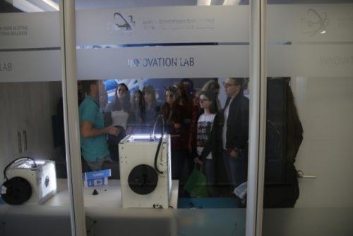 Studenti FON-a u poseti NTP Beograd 2