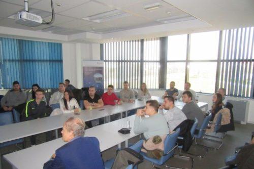 Studenti iz Kosovske Mitrovice u poseti NTP Beograd 1