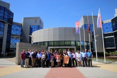 Studenti iz Teksasa posetili NTP Beograd