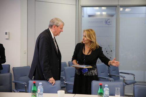 Председник Немачке националне академије наука Леополдина посетио Научно-технолошки парк Београд 2
