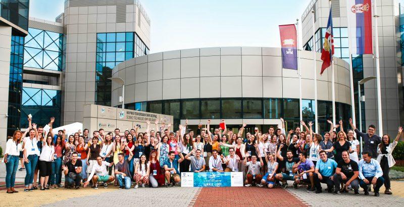 Uspešno završen prvi Letnji studentski startap kamp 2018 1