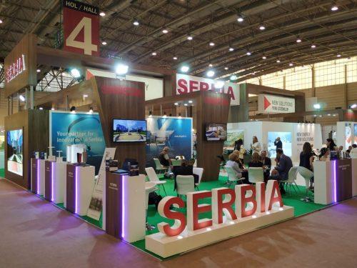 Naučno-tehnološki park Beograd predstavlja inovativni potencijal Srbije na sajmu sa najdužom tradicijom u Turskoj 3