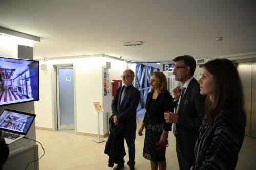 Generalni direktor Zajedničkog istraživačkog centra Evropske komisije posetio Naučno-tehnološki park Beograd 2