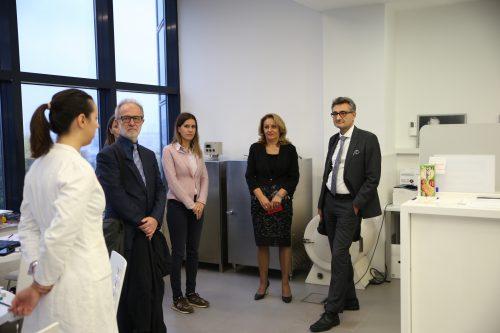 Generalni direktor Zajedničkog istraživačkog centra Evropske komisije posetio Naučno-tehnološki park Beograd