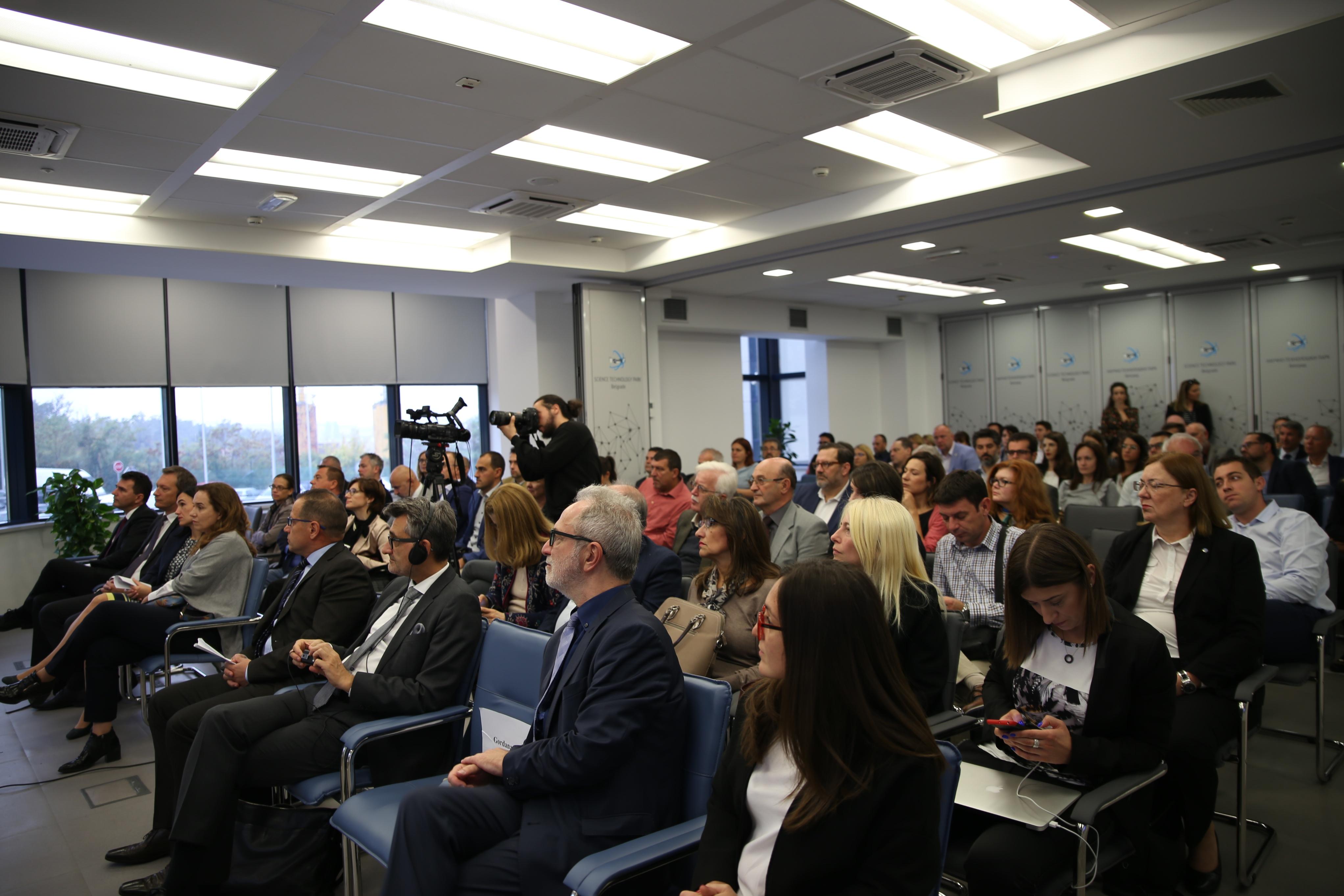 """Održan """"RIS3 Serbia event"""" u Naučno-tehnološkom parku Beograd"""