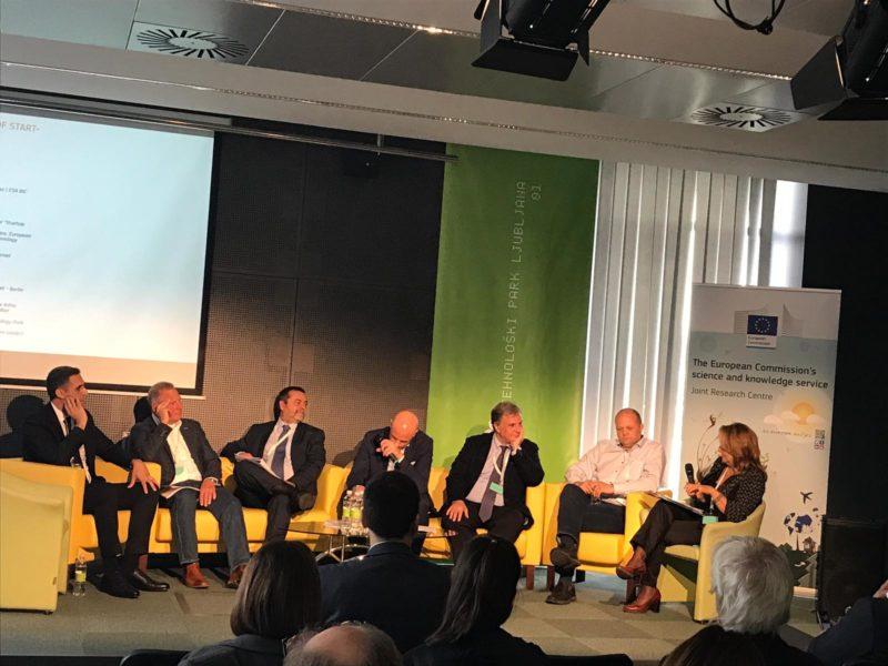 NTP Beograd u Ljubljani na panelu o trendovima u razvoju startap ekositema 1