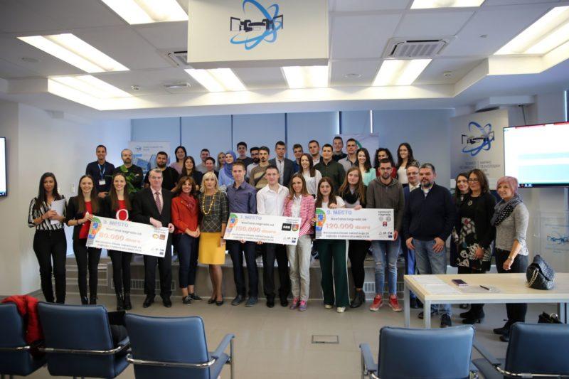 Održano finale nacionalnog takmičenja za najbolju studentsku ideju
