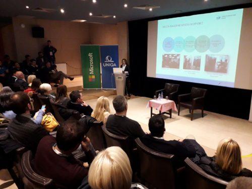 Startapi iz NTP Beograd predstavili inovativna rešenja na Zimskom Vivaldi Forumu 1