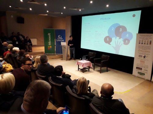 Startapi iz NTP Beograd predstavili inovativna rešenja na Zimskom Vivaldi Forumu 3