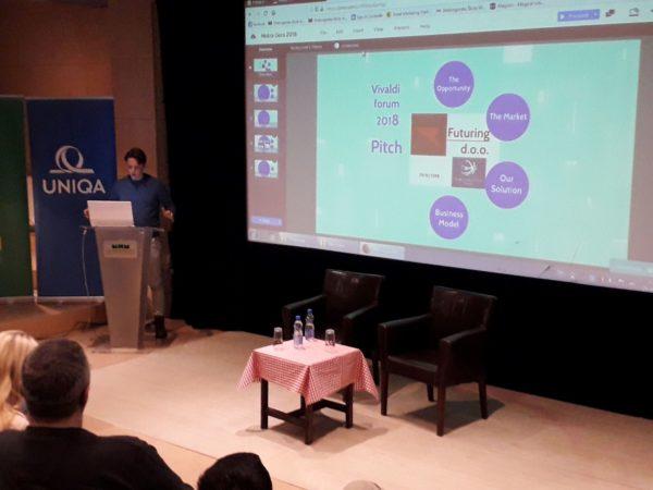 Startapi iz NTP Beograd predstavili inovativna rešenja na Zimskom Vivaldi Forumu