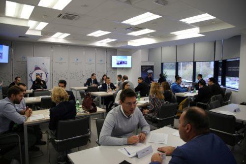 Više od 100 B2B susreta startapa i predstavnika velikih kompanija na Startup business forumu 1