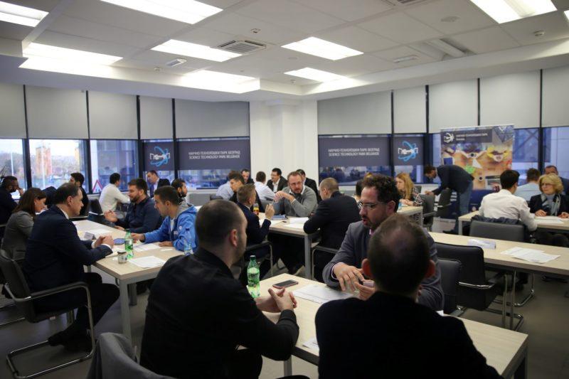 Više od 100 B2B susreta startapa i predstavnika velikih kompanija na Startup business forumu