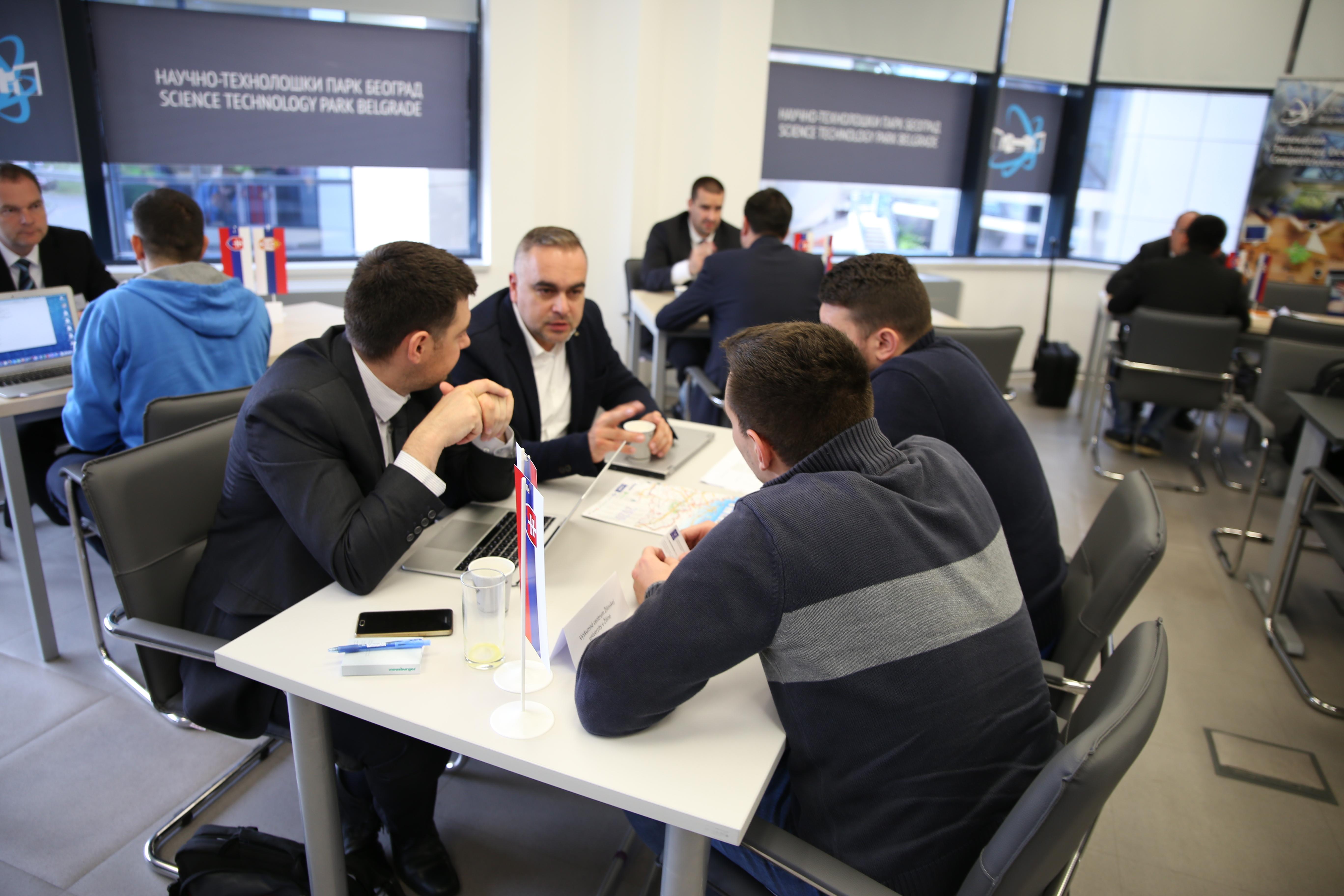 Inovacije ključ jačanja nacionalnih ekonomija – U NTP Beograd održan Poslovni forum Srbija- Slovačka