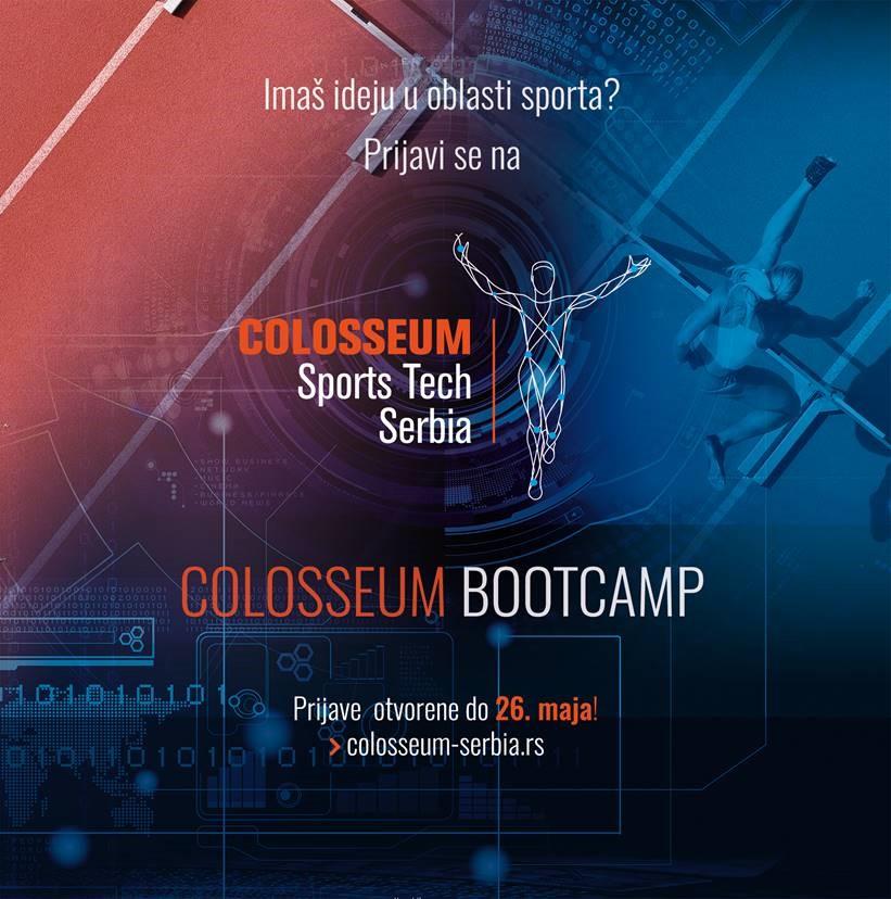 Još 5 dana do zatvaranja prijava za Colosseum Bootcamp!