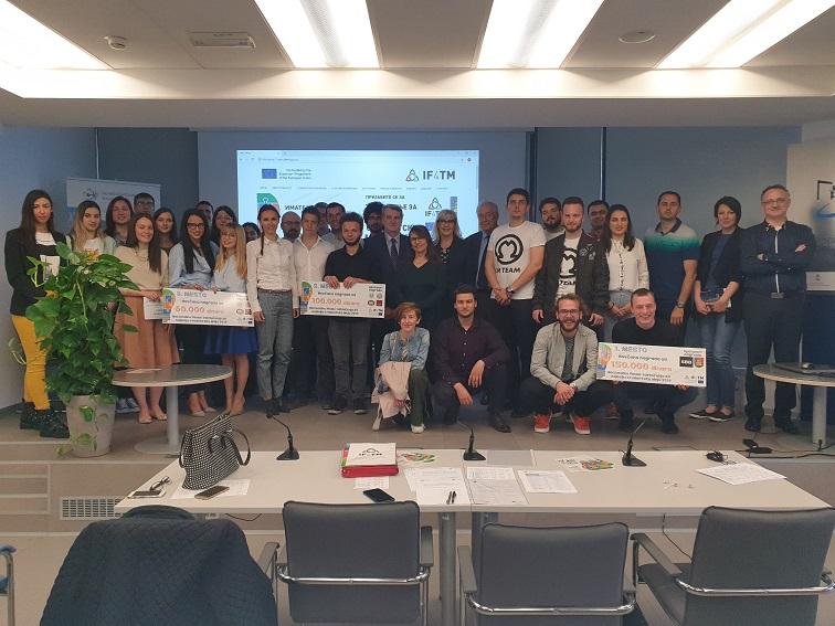 U NTP Beograd održano finale nacionalnog takmičenja za najbolju studentsku ideju 2019
