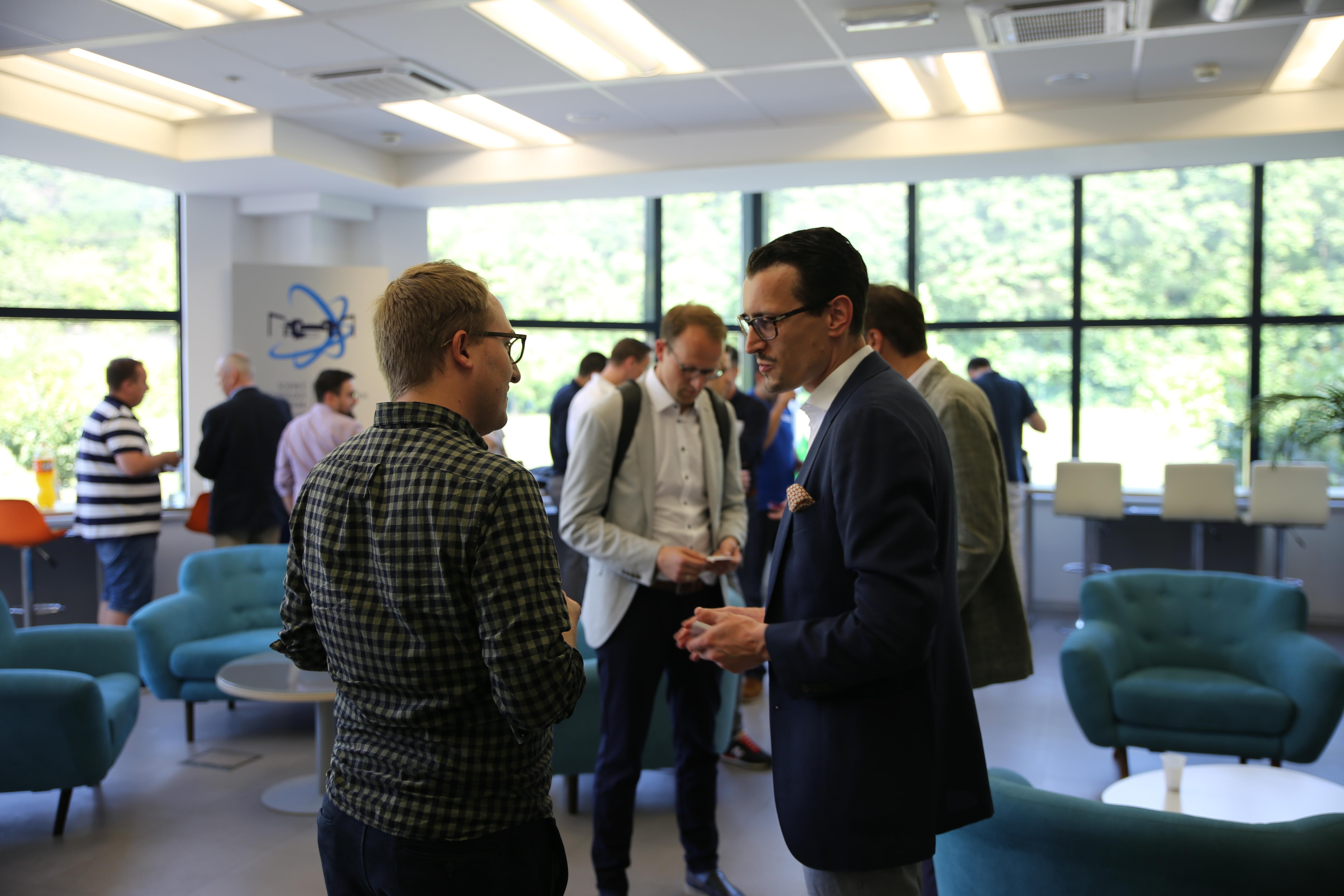 Predstavnici nemačkih kompanija u poseti NTP Beograd – Održani i B2B susreti