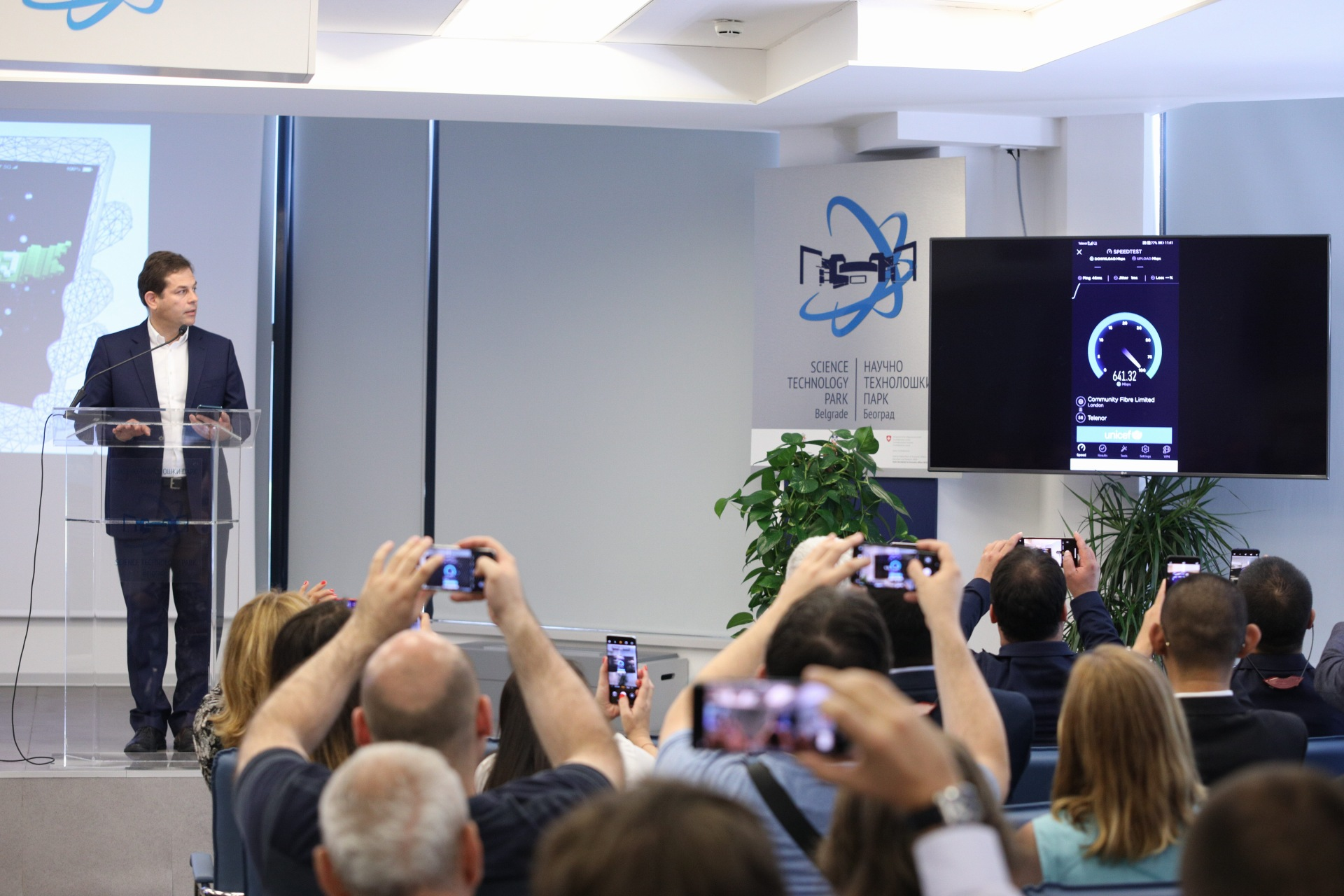 Telenor pustio u rad prvu 5G baznu stanicu u NTP Beograd