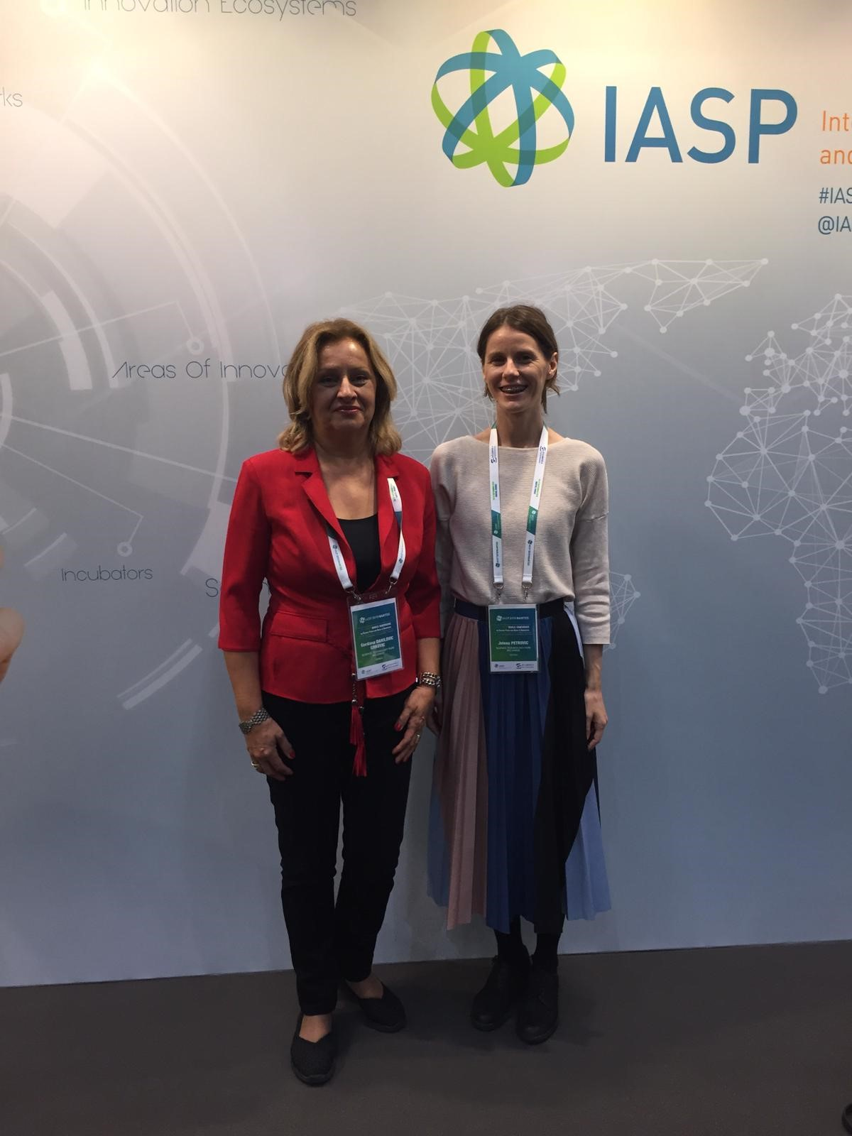 Predstavnici NTP Beograd na 36. IASP svetskoj godišnjoj konferenciji o naučnim parkovima i oblastima inovacija