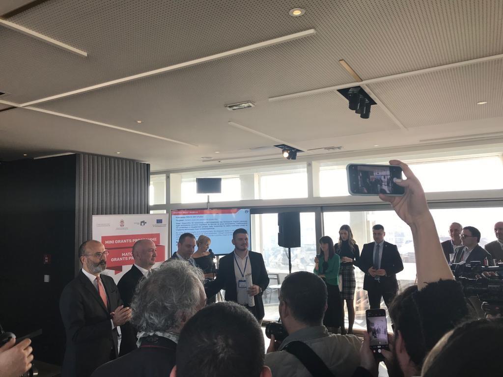 Pet članica NTP Beograd dobilo grantove Fonda za inovacionu delatnost