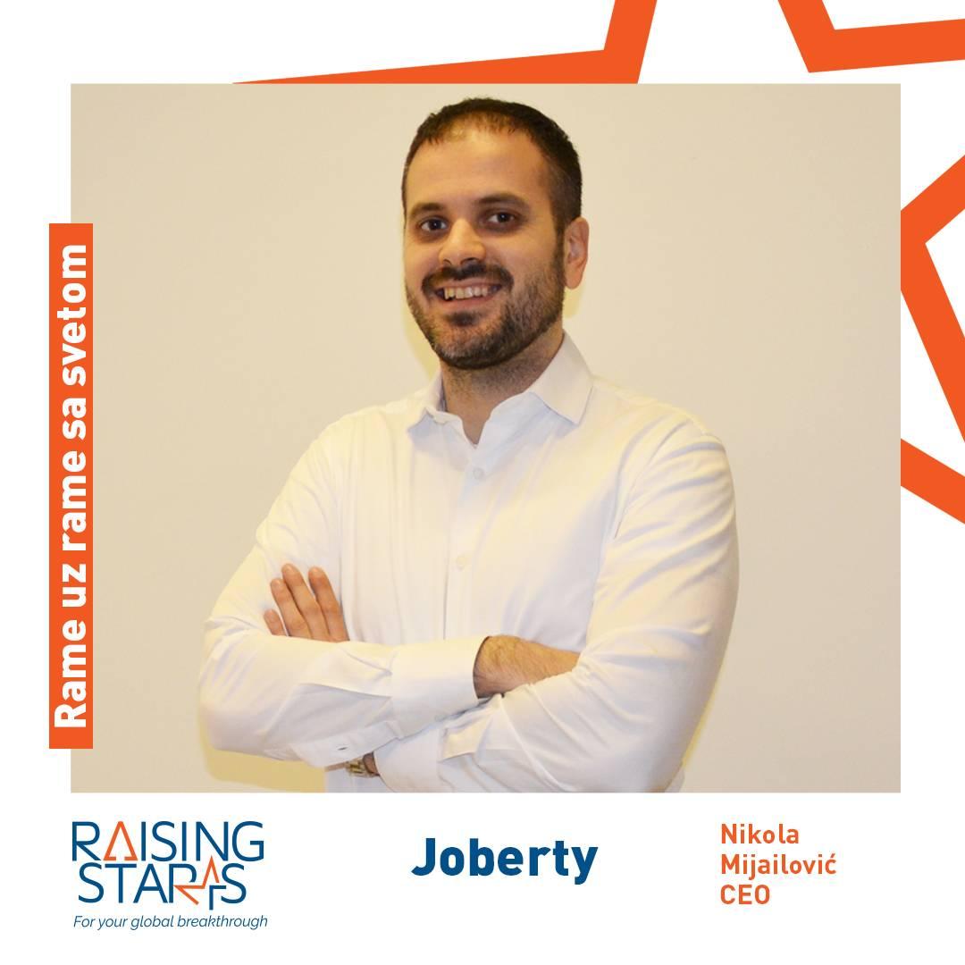 Rame uz rame sa svetom – Joberty, platforma za IT profesionalce