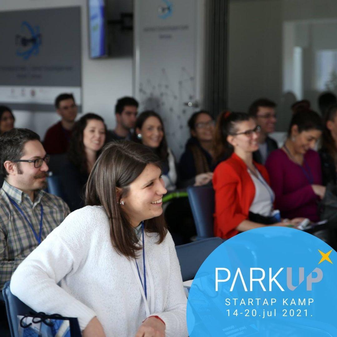 Пријаве за ParkUP! стартап камп у НТП Београд до 5. јула
