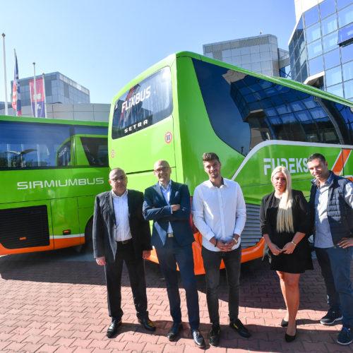 FlixBus širi mrežu linija iz Srbije – Od 3. oktobra iz Beograda i Novog Sada četiri puta dnevno do Budimpešte