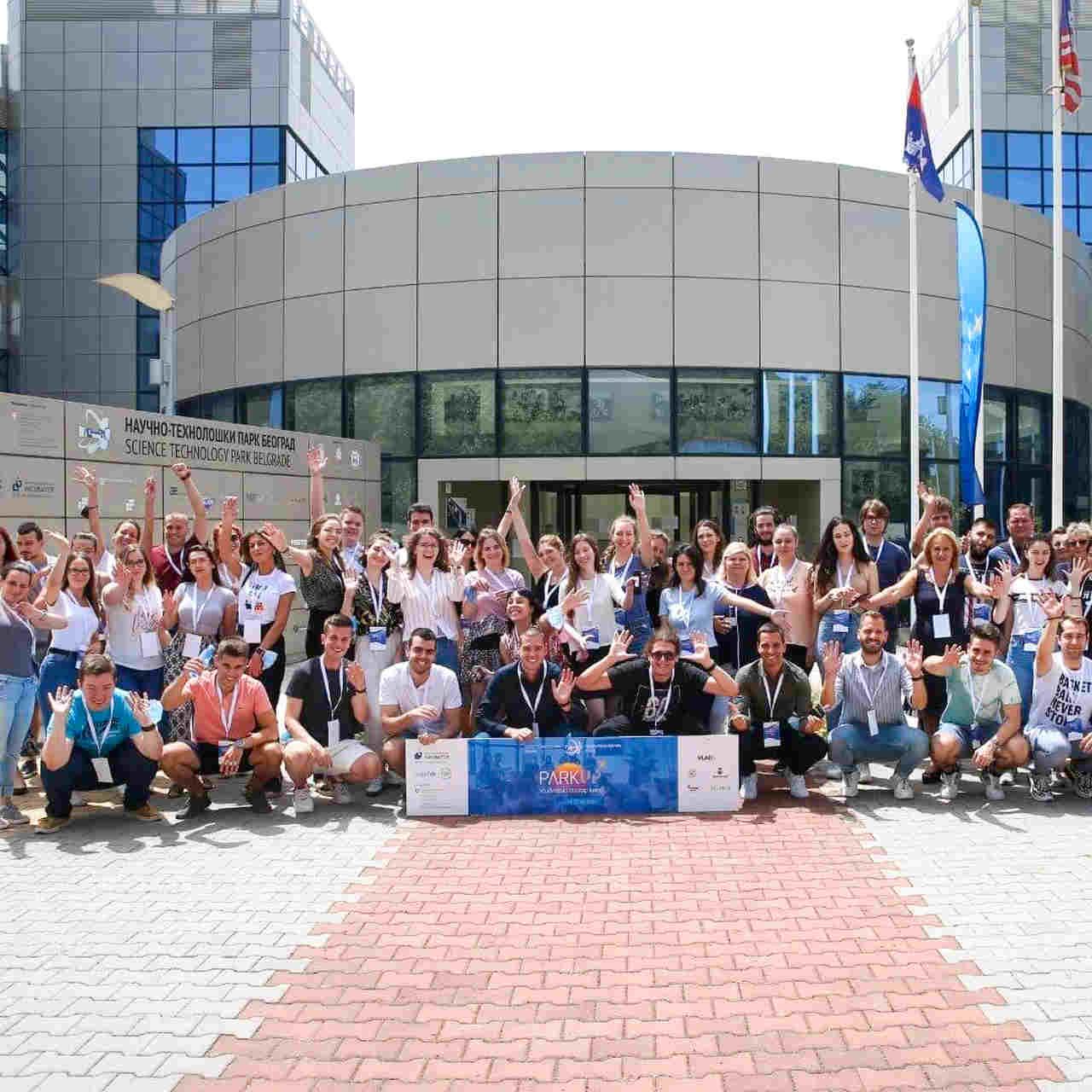 Око 60 академаца обучено о основама технолошког предузетништва – Sports-tech идеја најбоља у завршници студентског стартап кампа у НТП Београд
